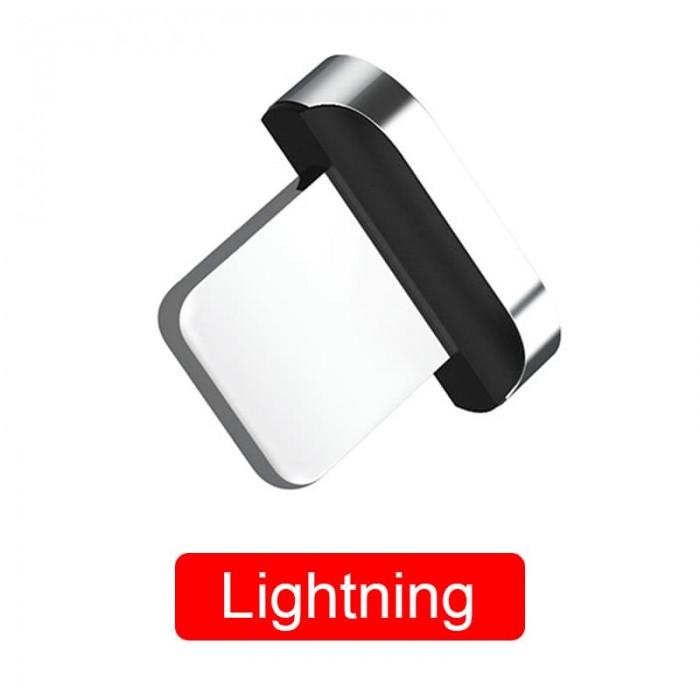 Коннектор для магнитного кабеля TOPK AM61, Lightning