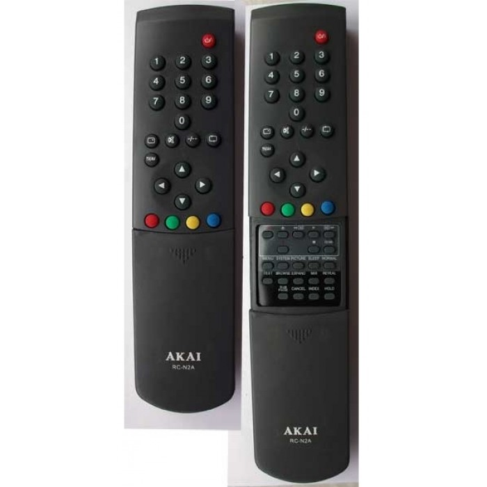 Пульт ДУ для TV/VCR Akai (RC-N2A)