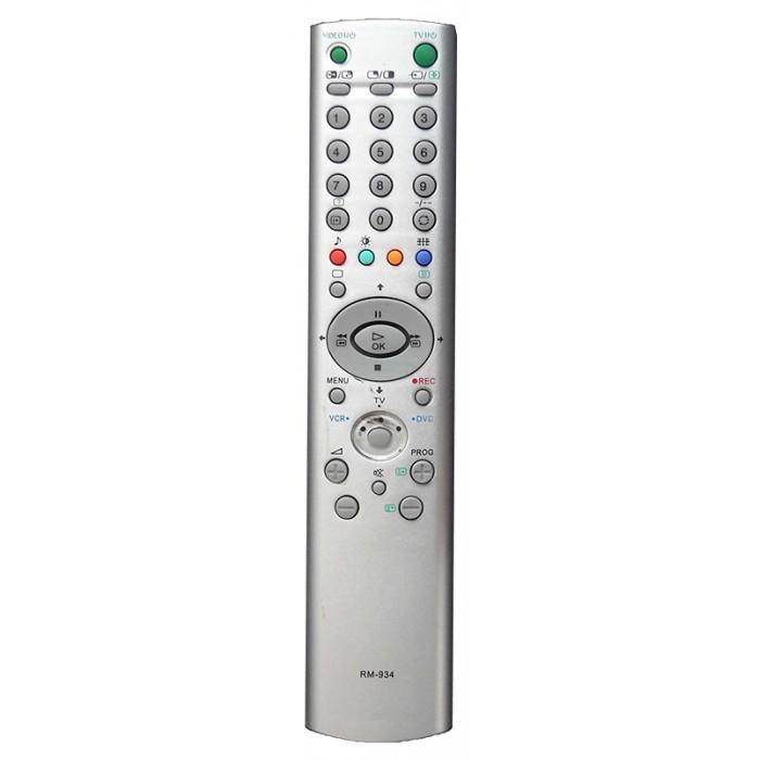 Пульт ДУ для TV/VCR/DVD Sony (RM-934)