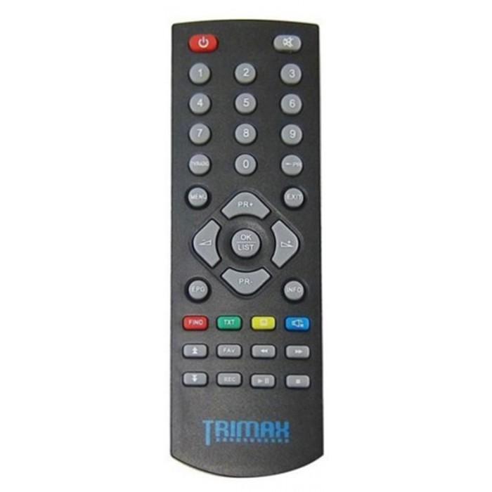 Пульт ДУ для тюнера DVB-T2 Trimax TR-2012HD (TR-2012)