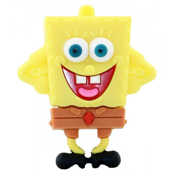 Флешка USB 8Gb ElectroCom Sponge Bob (Губка Боб)