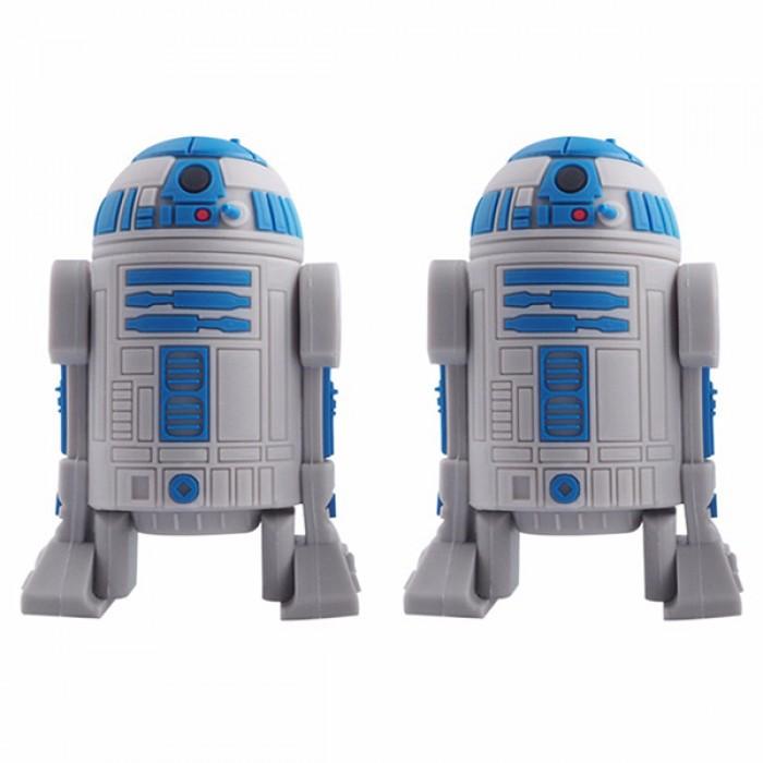 Флешка USB 8Gb ElectroCom Star Wars - R2-D2 Robot (Звёздные Войны - Робот R2-D2)