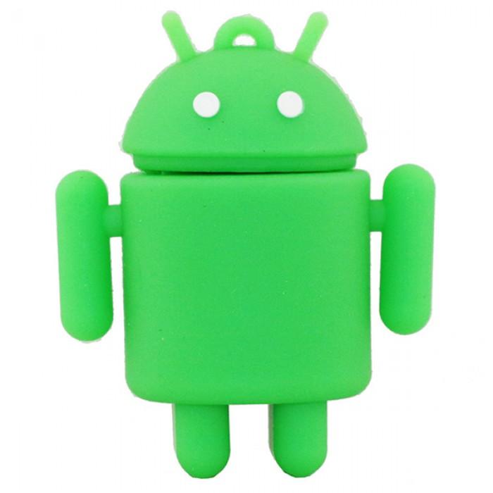 Флешка USB 8Gb ElectroCom Android (Андроид)