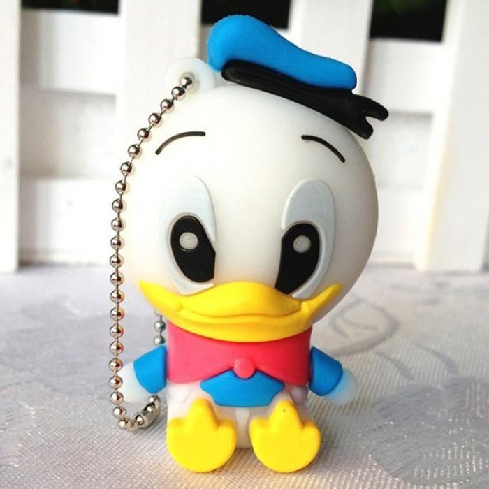 Флешка USB 8Gb ElectroCom Lovely Duck (Симпатичный Утёнок)