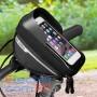 Велосумка B-Soul на руль с отсеком для смартфона